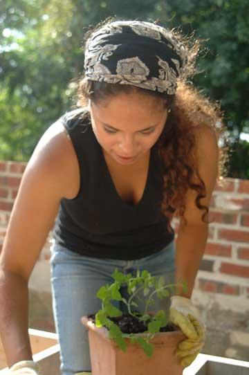 Garden Girl Tv Urban Sustainable Living Magazine April